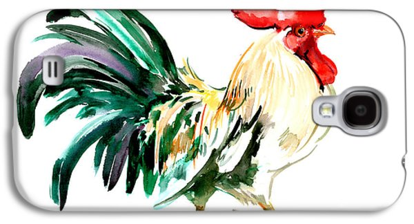 Rooster Galaxy S4 Case by Suren Nersisyan