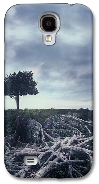 Roots Galaxy S4 Case by Joana Kruse