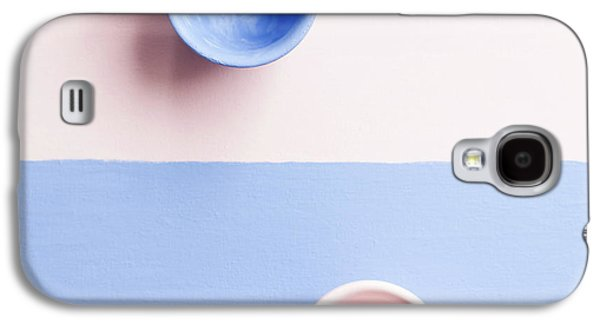 Rose And Serenity IIi Galaxy S4 Case