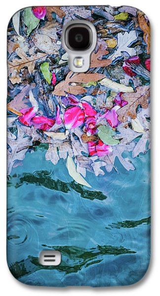 Rose Garden Fountain II Galaxy S4 Case