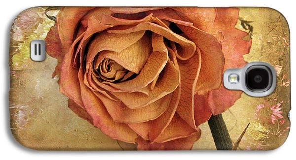 Rose Galaxy S4 Case - Rose  by Jessica Jenney