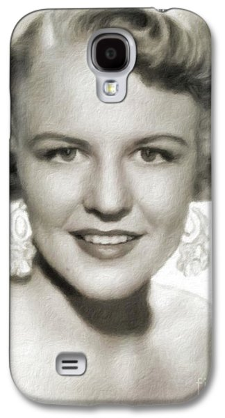 Rosemary Clooney, Music Legend Galaxy S4 Case