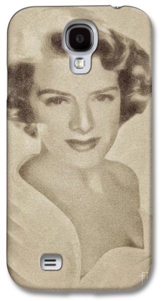 Rosemary Clooney, Singer And Actress By John Springfield Galaxy S4 Case