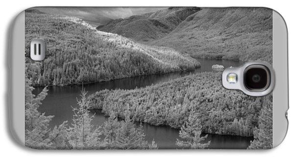 Ross Lake Ir 0503 Galaxy S4 Case by Bob Neiman