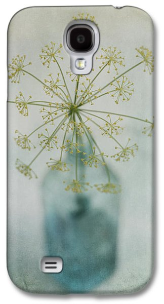Round Dance Galaxy S4 Case by Priska Wettstein