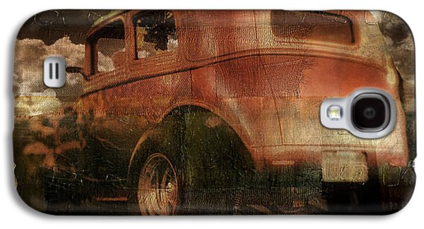 Route 66 Galaxy S4 Case by Mindy Sommers