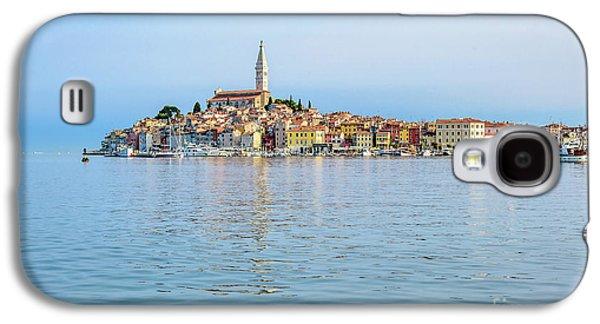Rovinj In The Early Morning Fog, Istria, Croatia Galaxy S4 Case