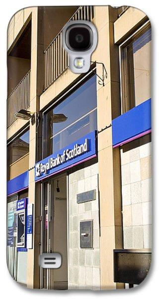 Royal Bank Of Scotland Galaxy S4 Case by Tom Gowanlock