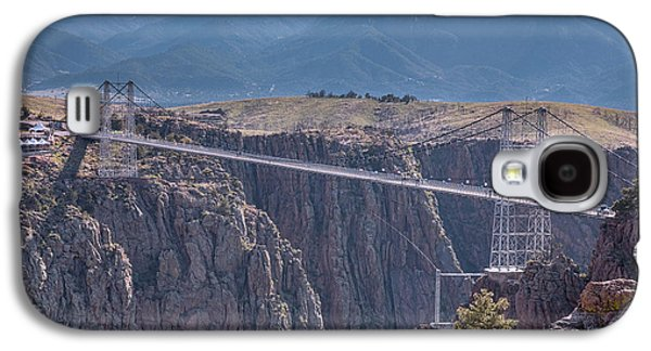 Royal Gorge Bridge Colorado Galaxy S4 Case by James BO Insogna
