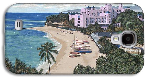 Royal Hawaiian Galaxy S4 Case by Andrew Palmer