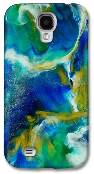 Royal Sands Galaxy S4 Case
