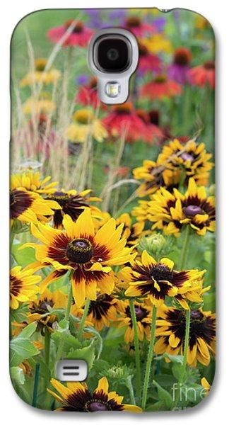 Rudbeckia Sonora  Galaxy S4 Case by Tim Gainey