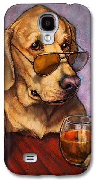 Ruff Whiskey Galaxy S4 Case by Sean ODaniels