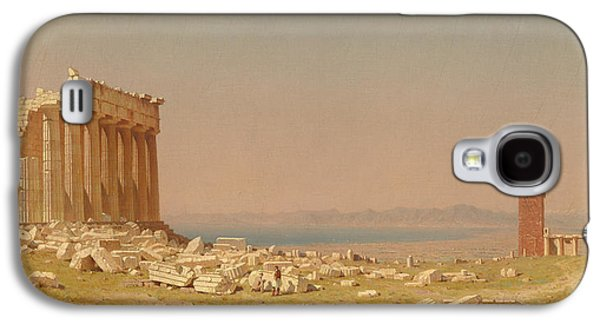 Ruins Of The Parthenon Galaxy S4 Case