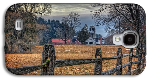 Rural America Galaxy S4 Case by Everet Regal