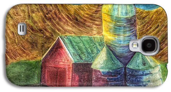 Rural Farm Galaxy S4 Case by Jame Hayes