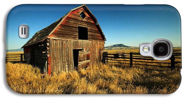 Rural Noir Galaxy S4 Case by Todd Klassy