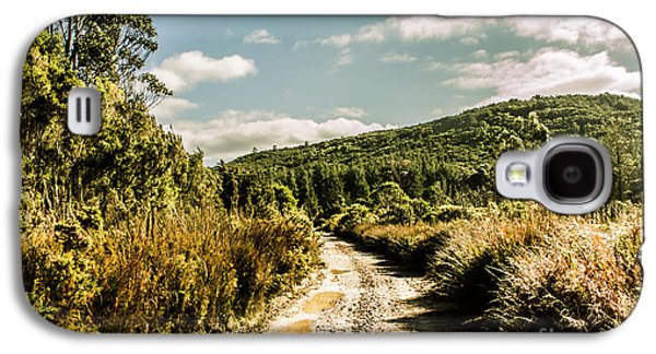 Rural Paths Out Yonder Galaxy S4 Case by Jorgo Photography - Wall Art Gallery