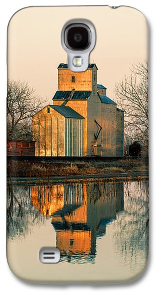 Rural Reflections Galaxy S4 Case