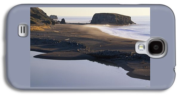 Russian River And Goat Rock Galaxy S4 Case