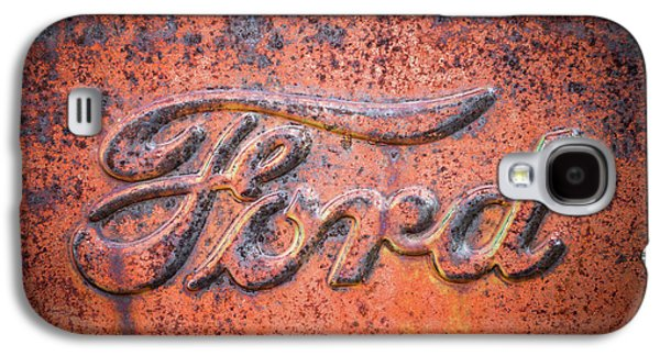 Rust Never Sleeps - Ford Galaxy S4 Case