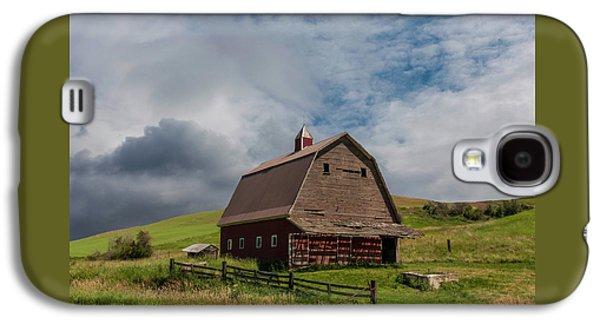 Rustic Barn Palouse Washington Galaxy S4 Case