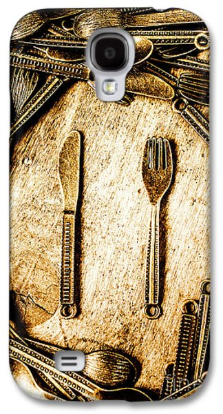 Rustic Catering Galaxy S4 Case by Jorgo Photography - Wall Art Gallery
