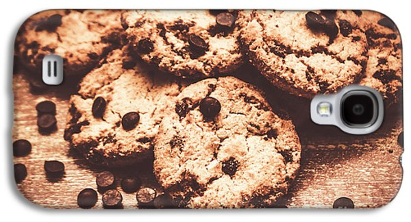 Rustic Kitchen Cookie Art Galaxy S4 Case by Jorgo Photography - Wall Art Gallery