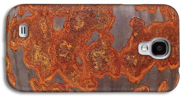 Rusty No. 1 Galaxy S4 Case by Sandy Taylor