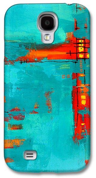 Rusty Galaxy S4 Case