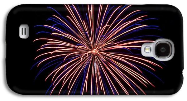 Rvr Fireworks 48 Galaxy S4 Case