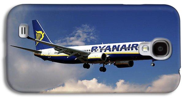 Ryanair Boeing 737-8as  Galaxy S4 Case