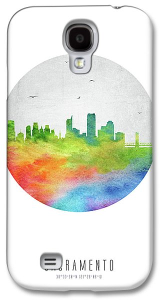 Sacramento Skyline Uscasa20 Galaxy S4 Case