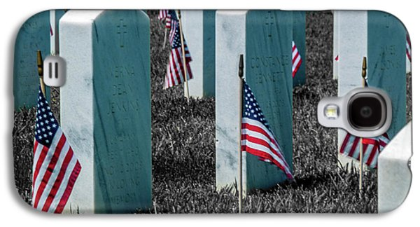 Sacramento Valley Veterans Cemetary Galaxy S4 Case