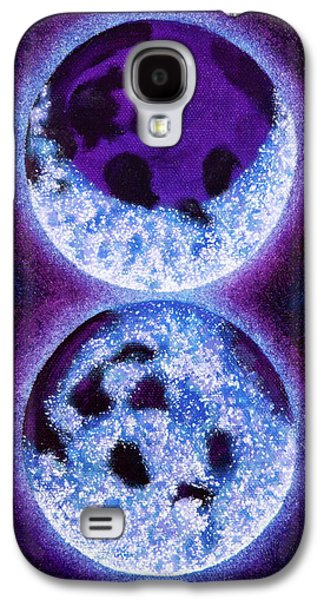 Sacred Masculine Blue Moon  Galaxy S4 Case
