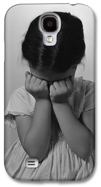 Sad Little Girl, C.1960s Galaxy S4 Case by H. Armstrong Roberts/ClassicStock