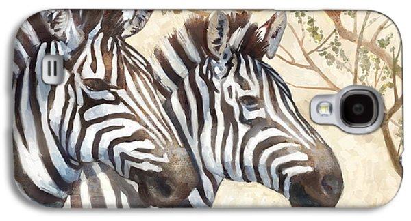 Safari Sunrise Galaxy S4 Case