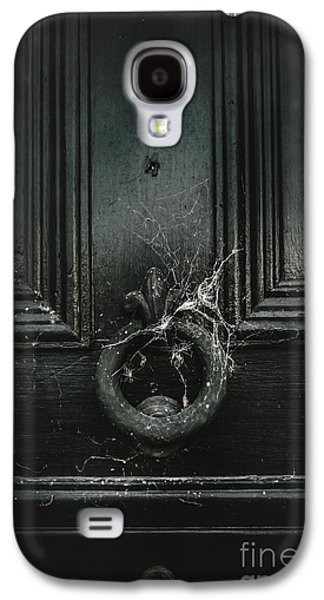 Safety Behind Closed Doors Galaxy S4 Case