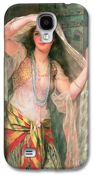 Prostitutes Paintings Galaxy S4 Cases - Safie Galaxy S4 Case by William Clark Wontner
