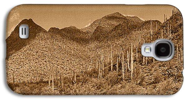 Saguaro Hillsides Tint  Galaxy S4 Case