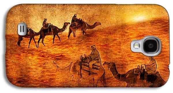 Sahara Galaxy S4 Case by Svetlana Sewell
