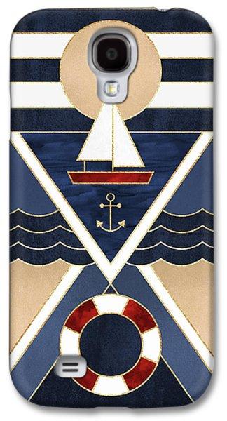 Sailboat Galaxy S4 Case