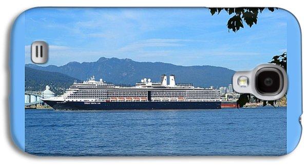 Sailing For Alaska Galaxy S4 Case by Will Borden