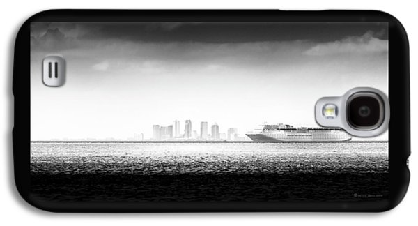 Sailing Out Of Cigar City Galaxy S4 Case