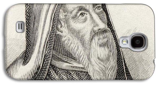 Saint Augustine Of Hippo Aka St Galaxy S4 Case