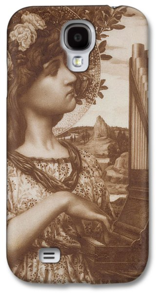 Saint Cecilia Galaxy S4 Case by Henry Ryland