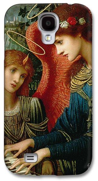 Saint Cecilia Galaxy S4 Case by John Melhuish Strukdwic