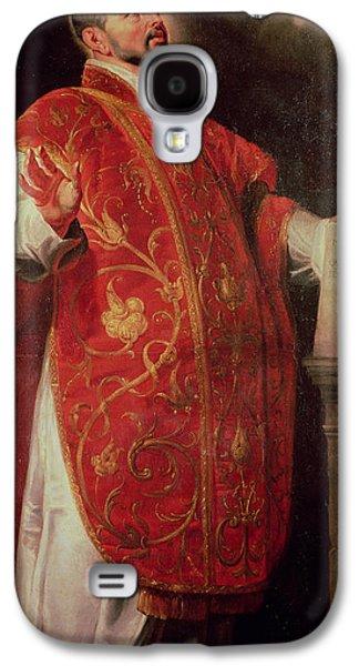 Saint Ignatius Of Loyola Galaxy S4 Case