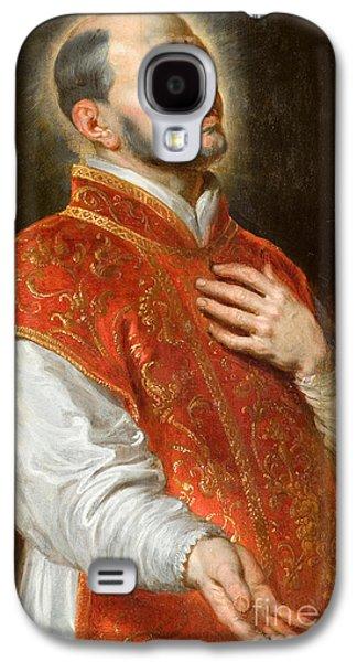 Saint Ignatius Galaxy S4 Case