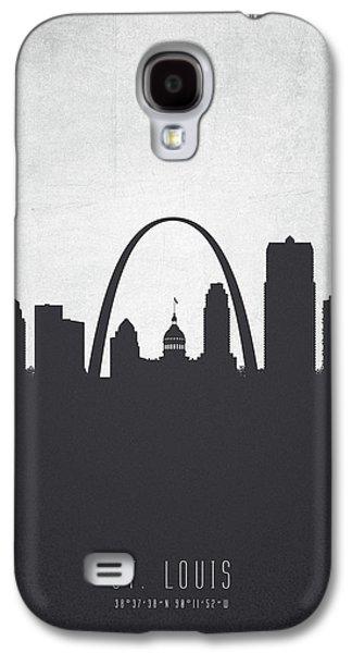 Saint Louis Missouri Cityscape 19 Galaxy S4 Case